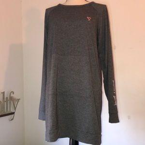 Victoria's Secret Gray tunic size medium